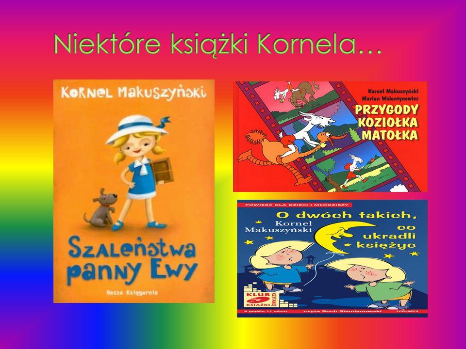Niektóre książki Kornela…