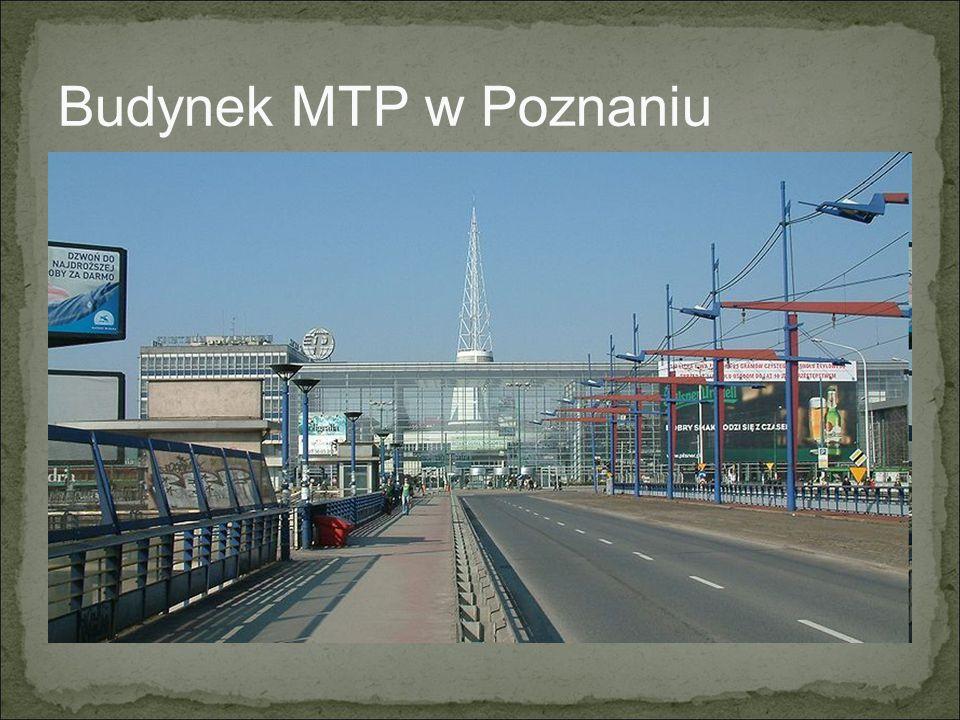 Budynek MTP w Poznaniu