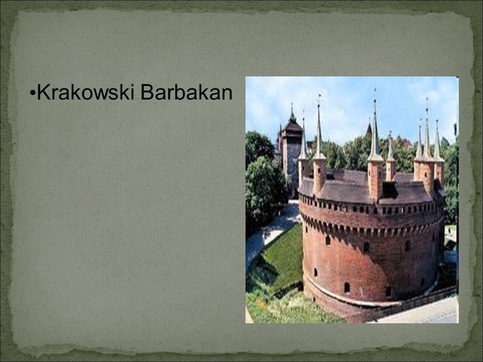 Krakowski Barbakan