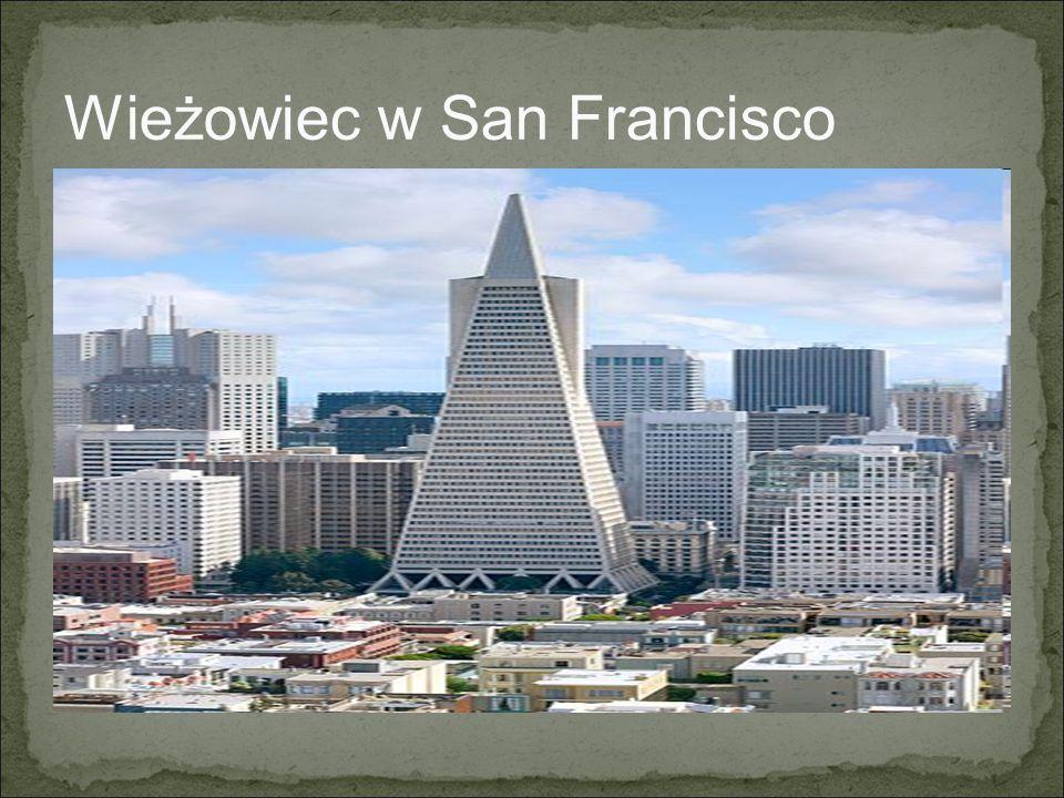 Wieżowiec w San Francisco