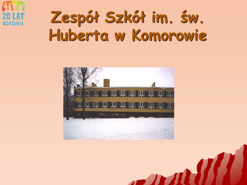 Zespół Szkół im. św. Huberta w Komorowie