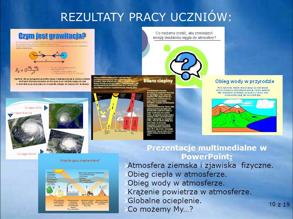 Prezentacje multimedialne w PowerPoint: