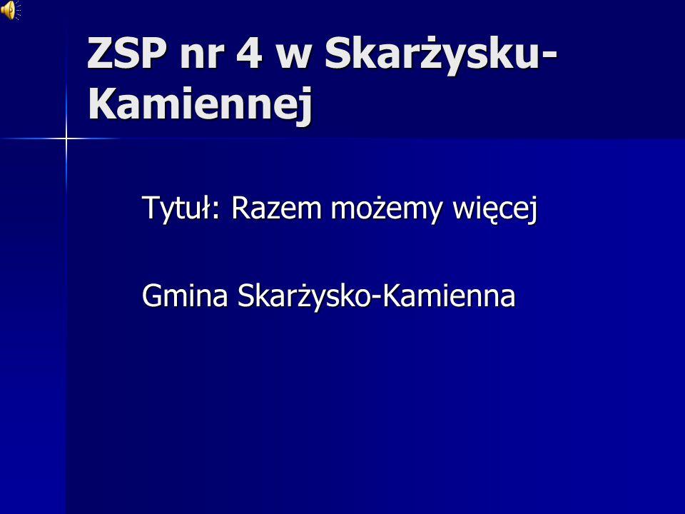 ZSP nr 4 w Skarżysku-Kamiennej