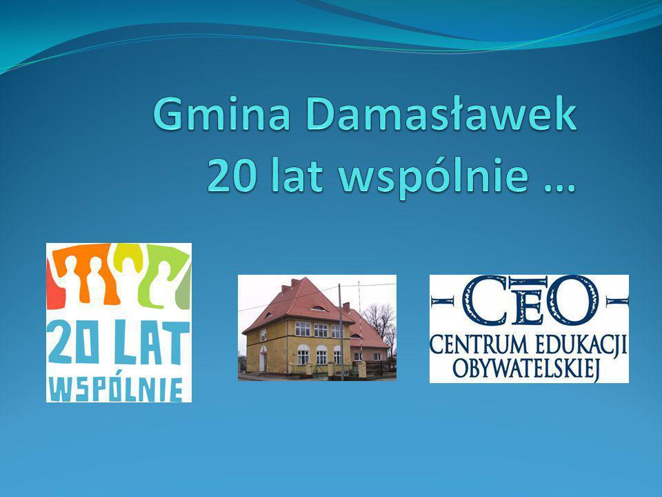 Gmina Damasławek 20 lat wspólnie …