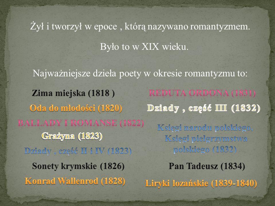Księgi narodu polskiego, Księgi pielgrzymstwa polskiego (1832)