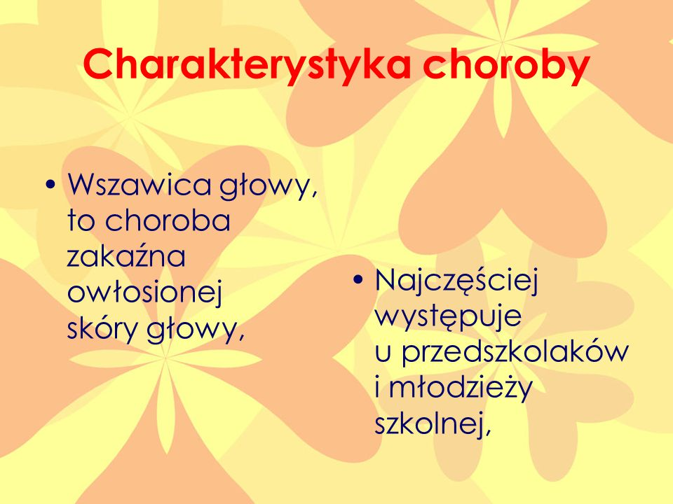 Charakterystyka choroby