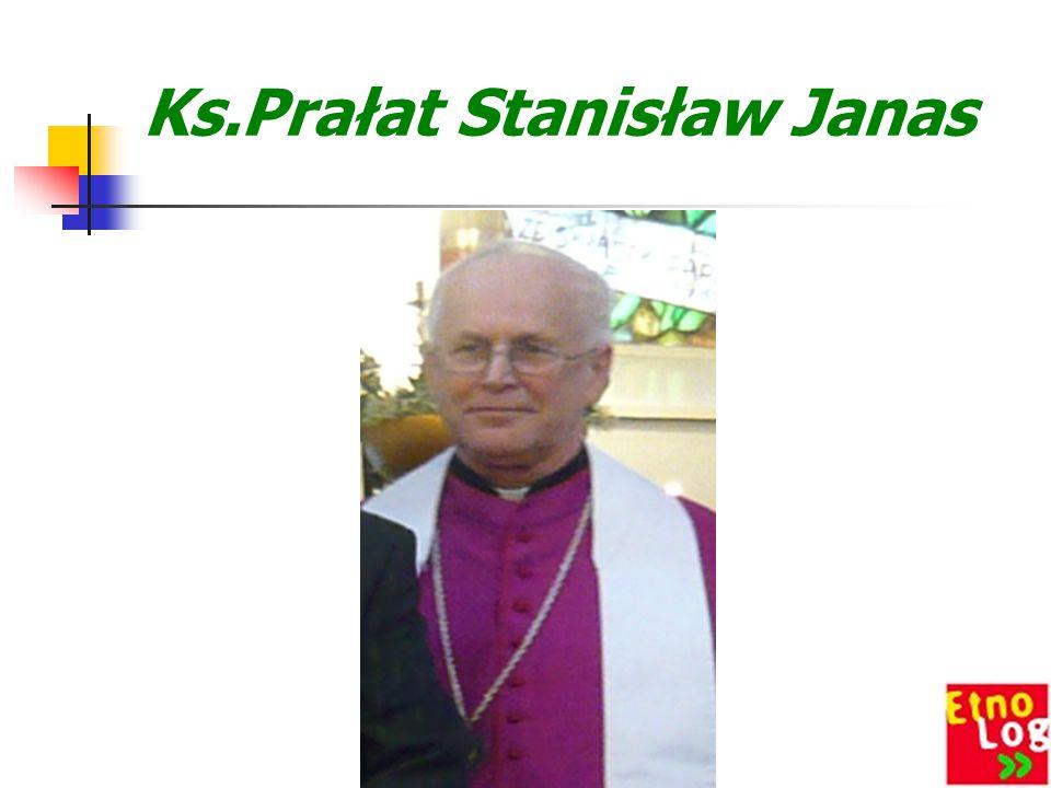 Ks.Prałat Stanisław Janas