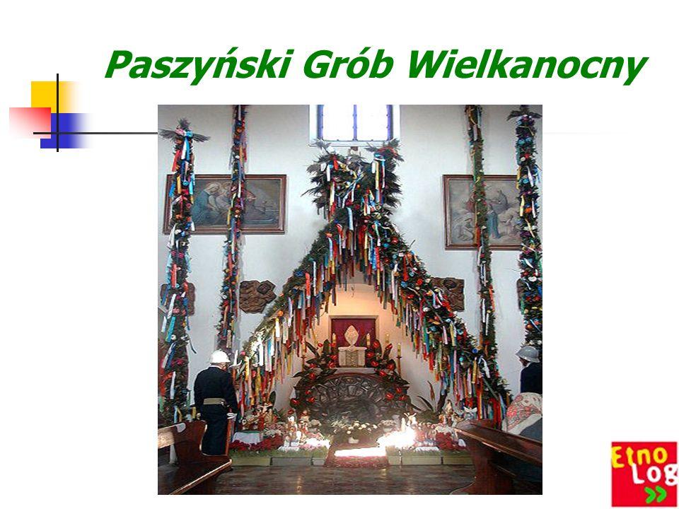 Paszyński Grób Wielkanocny