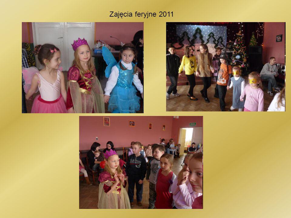 Zajęcia feryjne 2011
