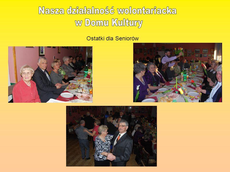 Nasza działalność wolontariacka