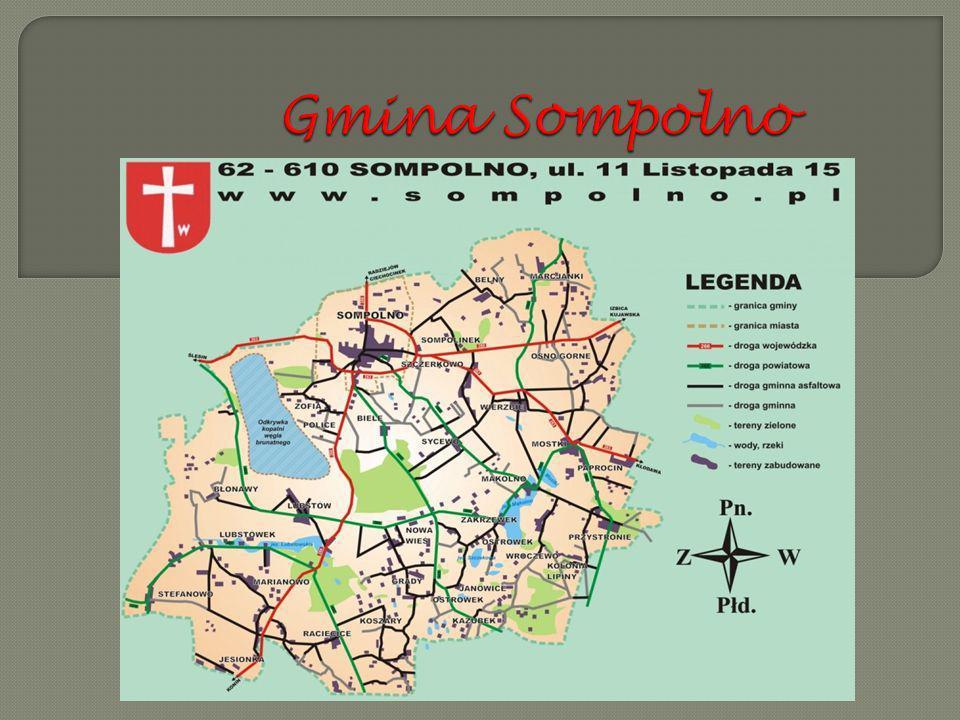 Gmina Sompolno