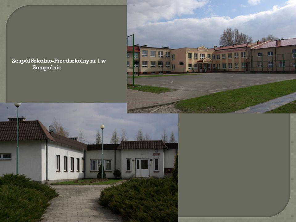 Zespół Szkolno-Przedszkolny nr 1 w Sompolnie