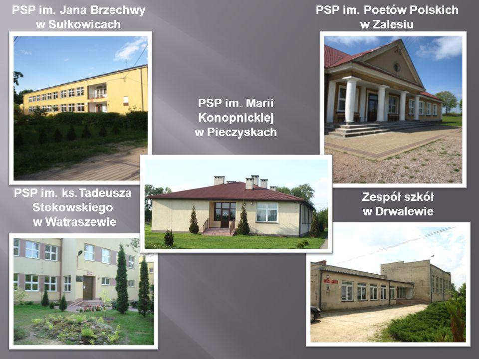 PSP im. Marii Konopnickiej PSP im. ks.Tadeusza Stokowskiego