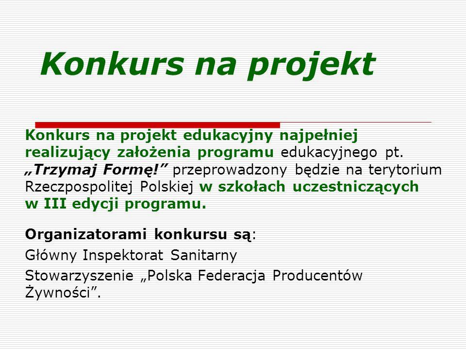 Konkurs na projekt