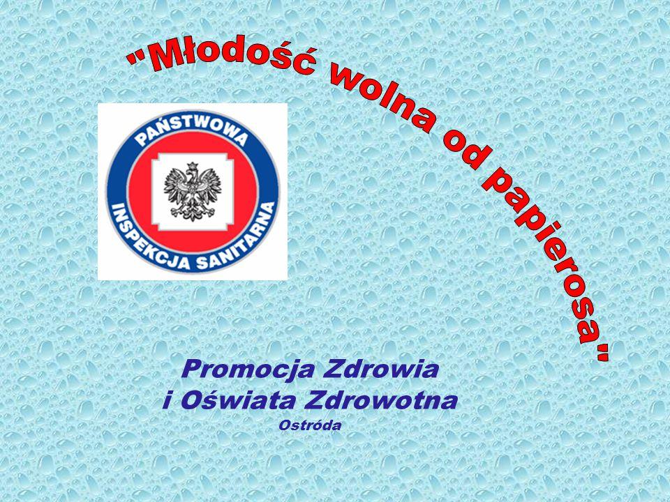 Promocja Zdrowia i Oświata Zdrowotna Ostróda