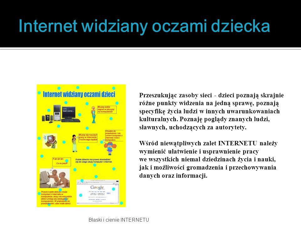 Internet widziany oczami dziecka