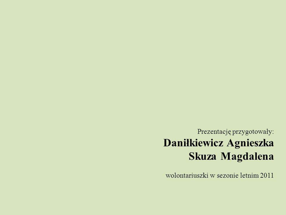 Daniłkiewicz Agnieszka Skuza Magdalena