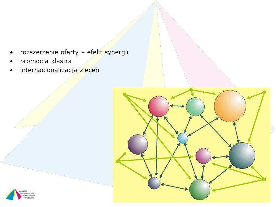 rozszerzenie oferty – efekt synergii promocja klastra