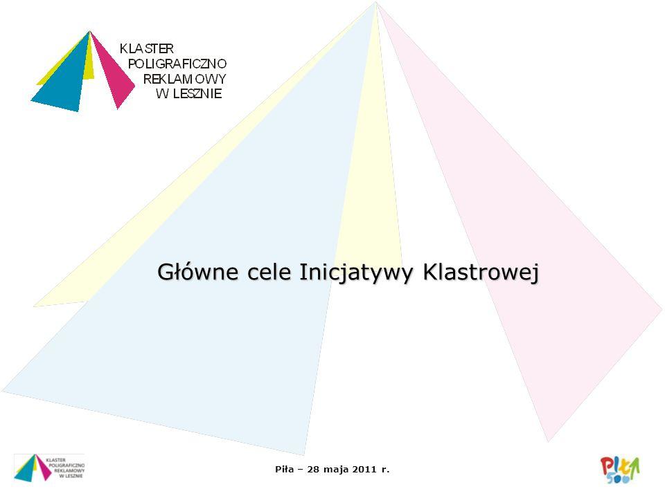 Główne cele Inicjatywy Klastrowej