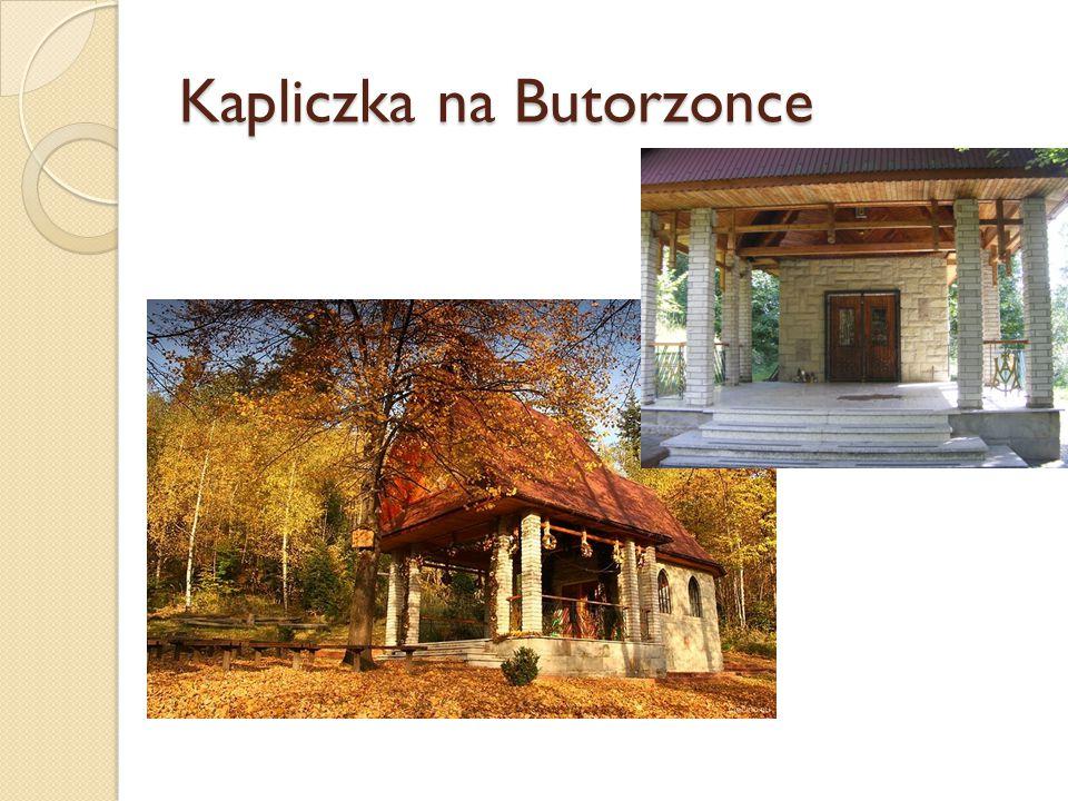 Kapliczka na Butorzonce