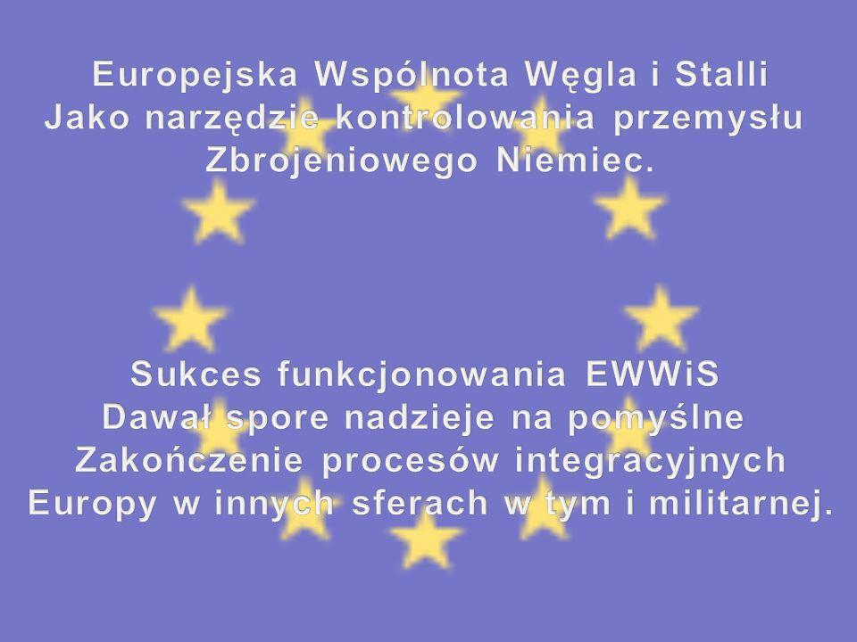 Europejska Wspólnota Węgla i Stalli