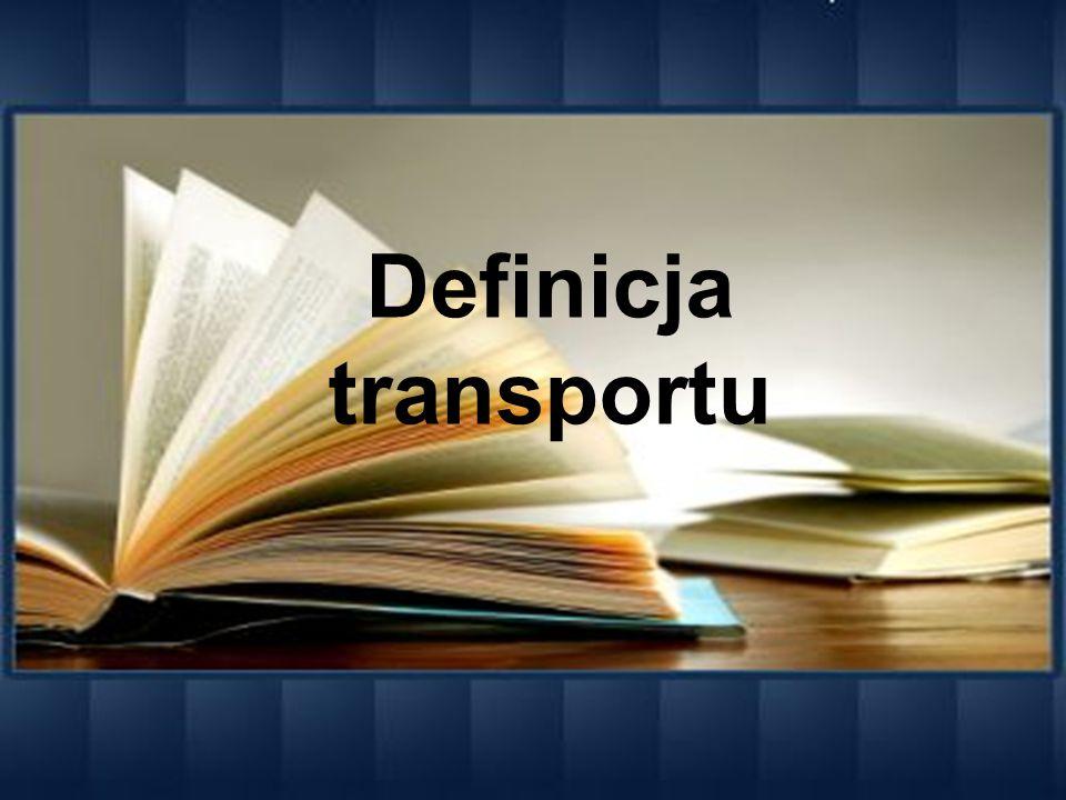 Definicja transportu