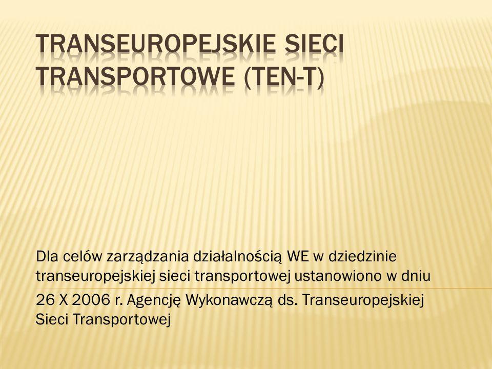 Transeuropejskie Sieci Transportowe (TEN-T)