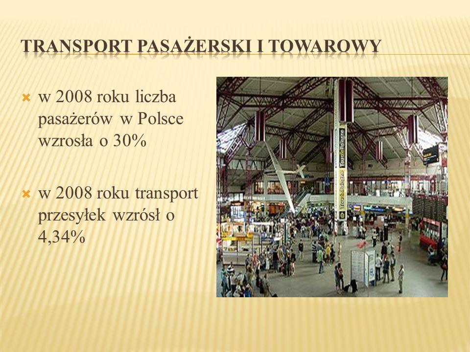 TRANSPORT PASAŻERSKI I TOWAROWY