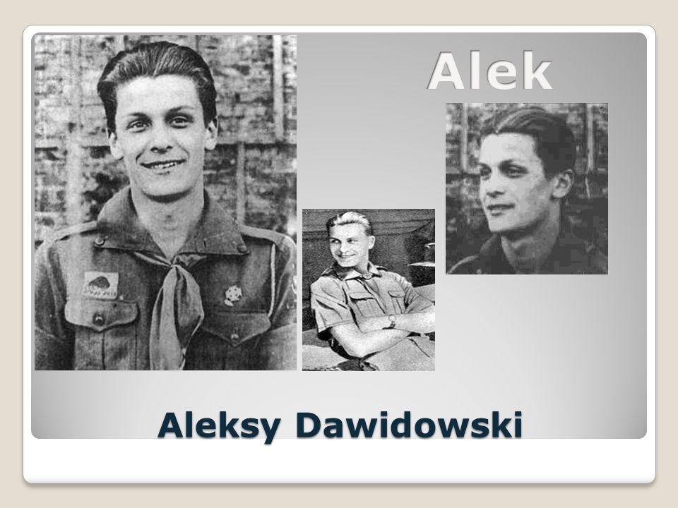 Alek Aleksy Dawidowski
