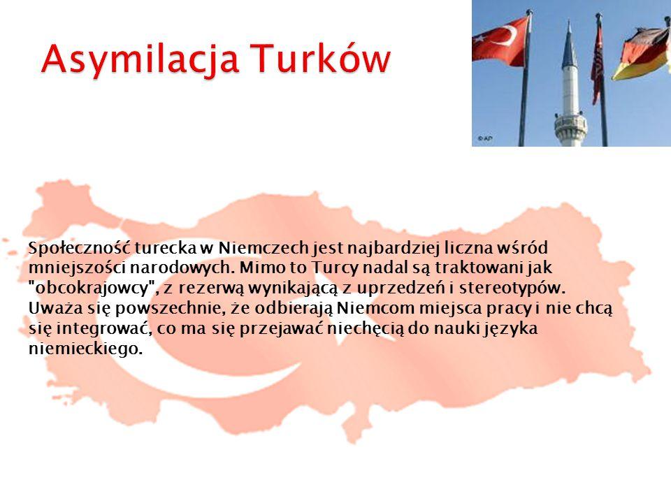 Asymilacja Turków
