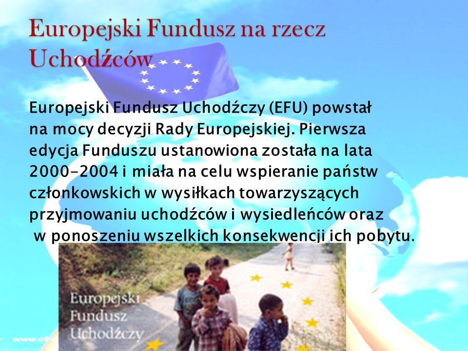 Europejski Fundusz na rzecz Uchodźców