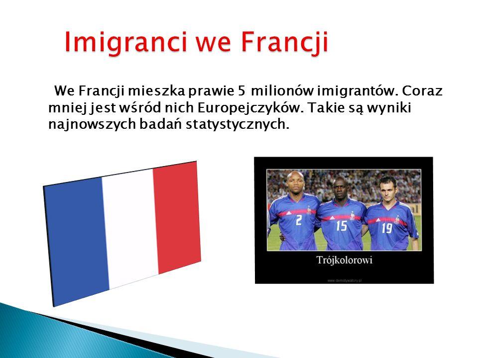 Imigranci we Francji