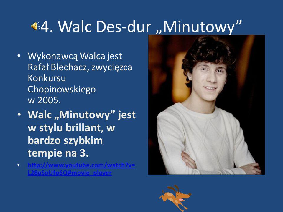 "4. Walc Des-dur ""Minutowy"
