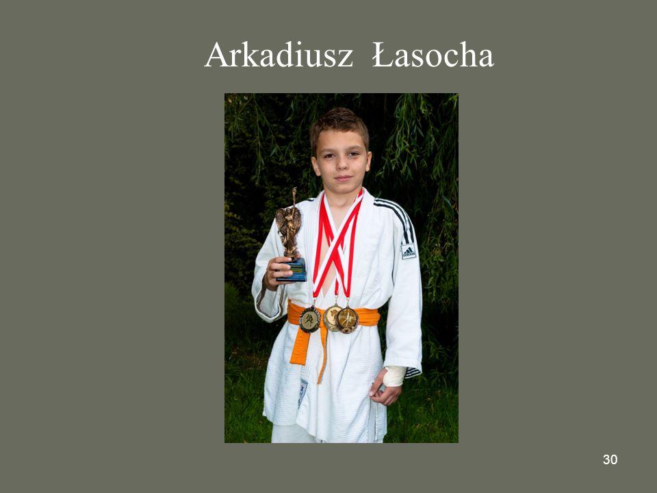 Arkadiusz Łasocha