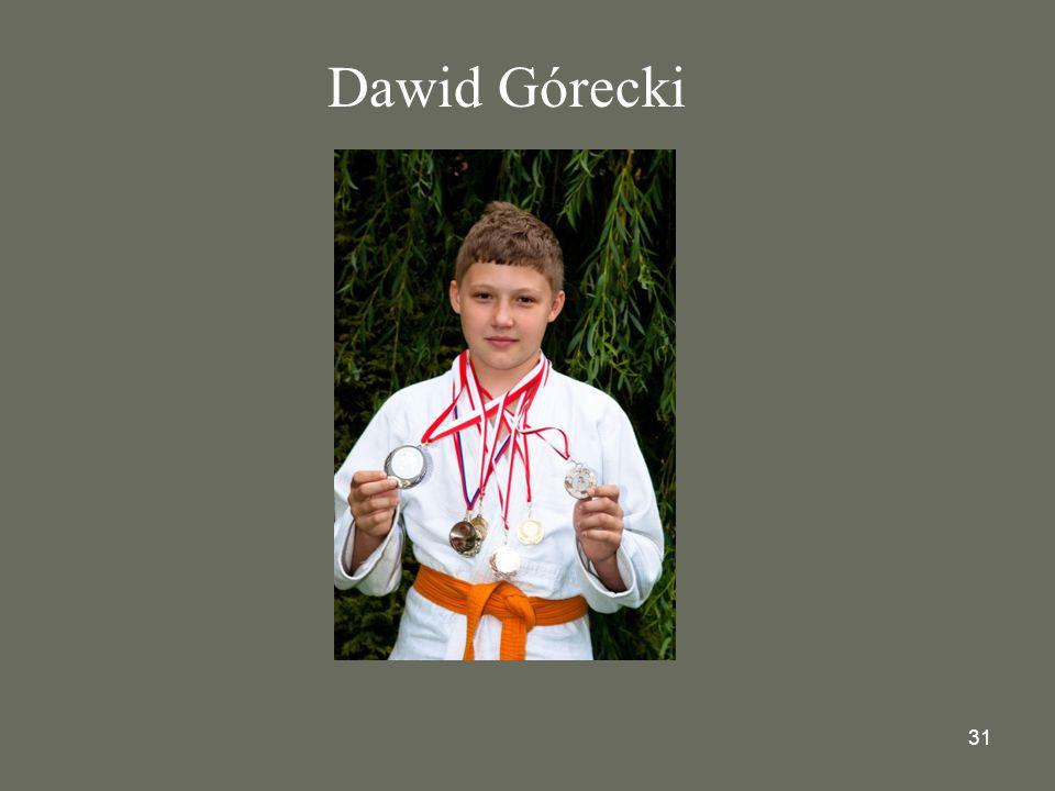 Dawid Górecki