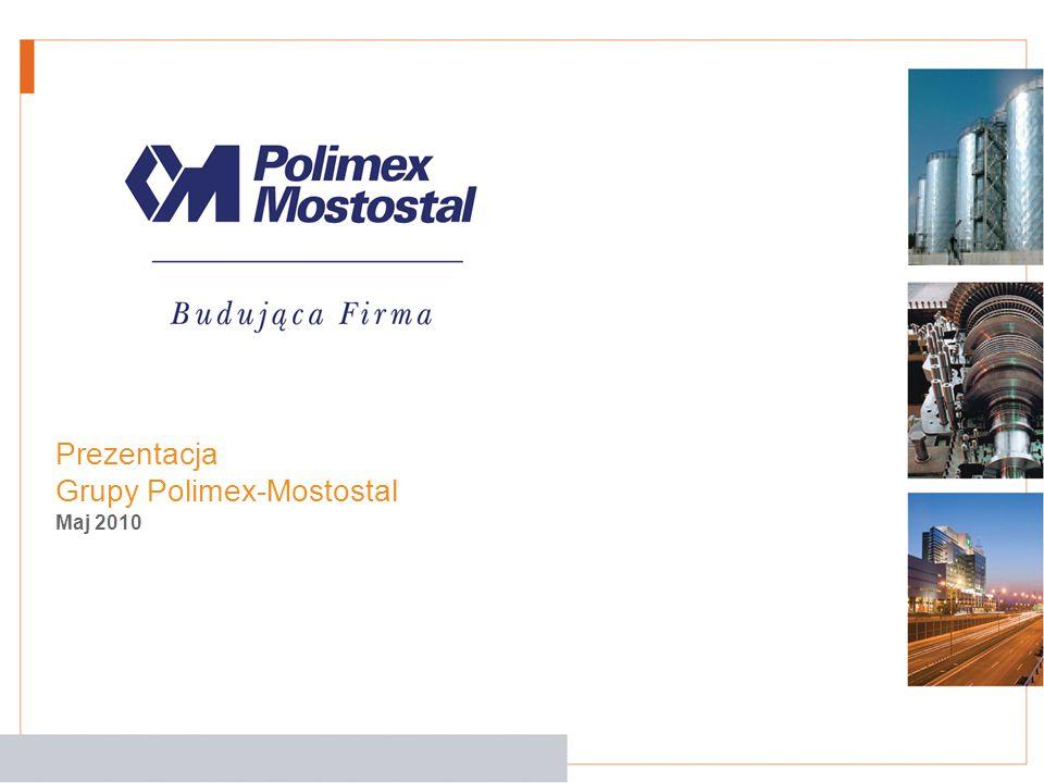 Prezentacja Grupy Polimex-Mostostal