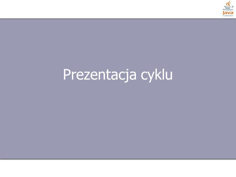 Prezentacja cyklu
