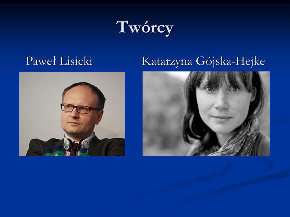 Paweł Lisicki Katarzyna Gójska-Hejke