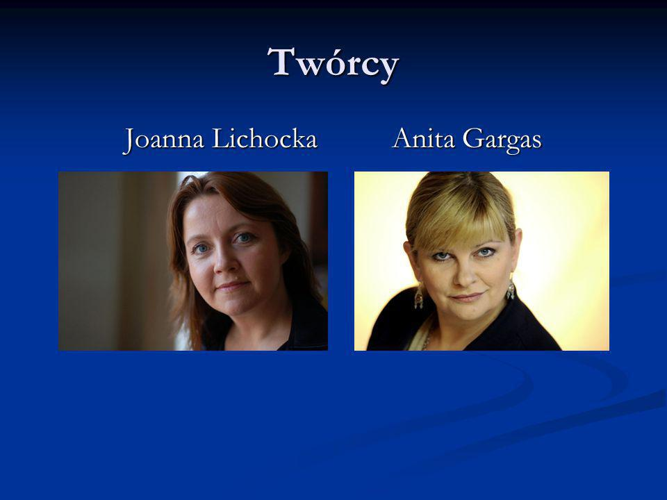 Joanna Lichocka Anita Gargas