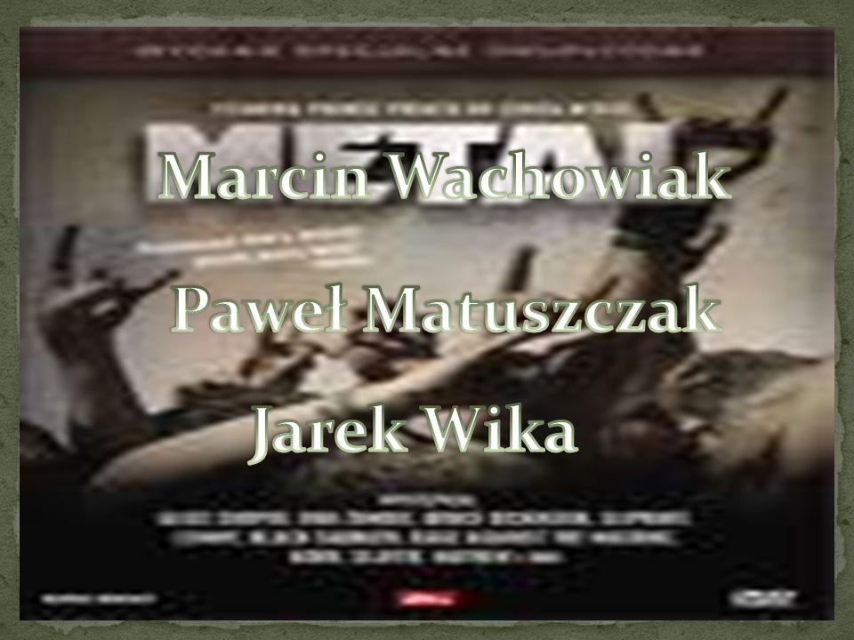 Marcin Wachowiak Paweł Matuszczak Jarek Wika