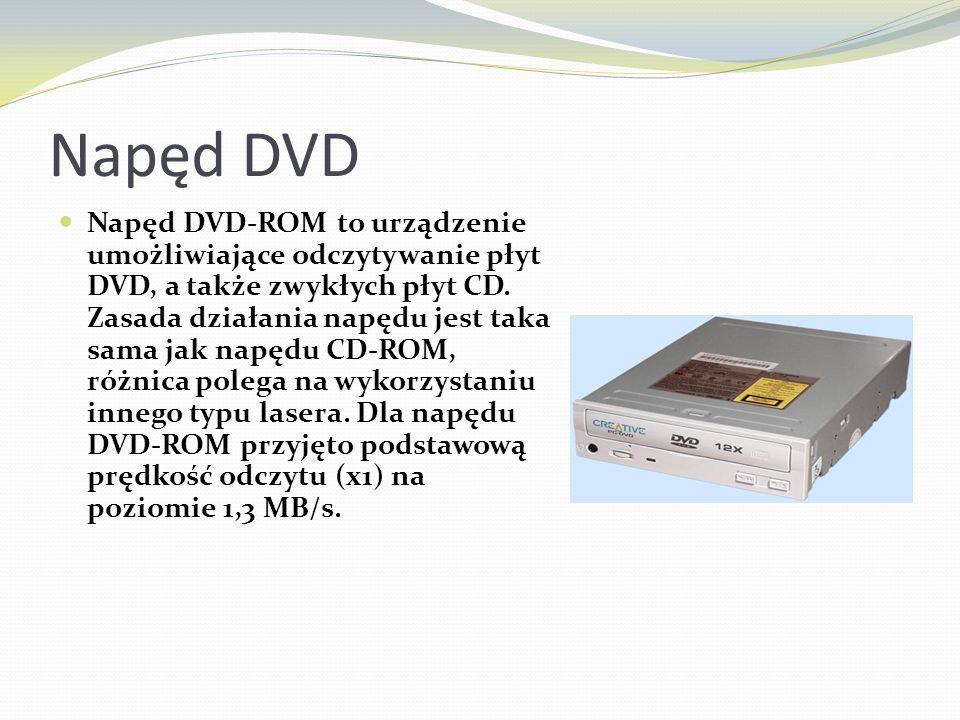 Napęd DVD