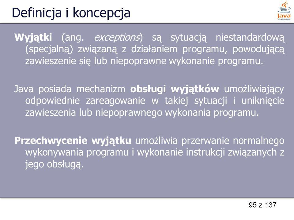 Definicja i koncepcja