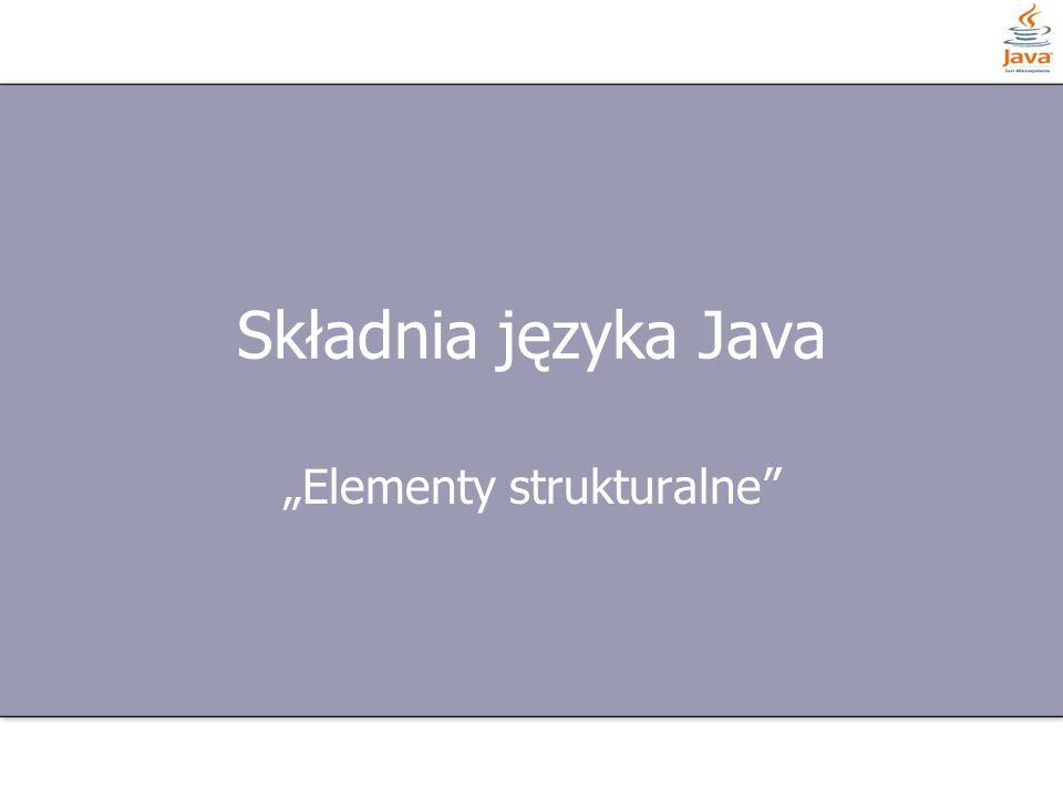 """""""Elementy strukturalne"""