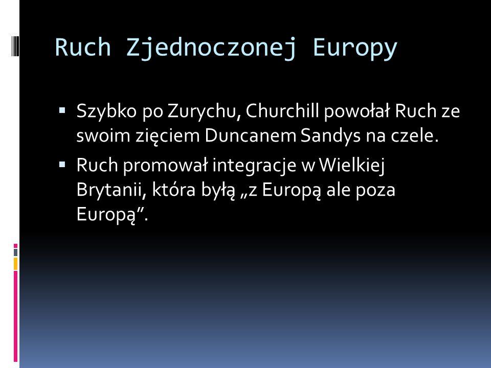 Ruch Zjednoczonej Europy