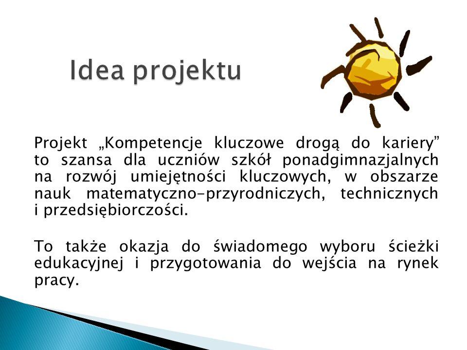 Idea projektu