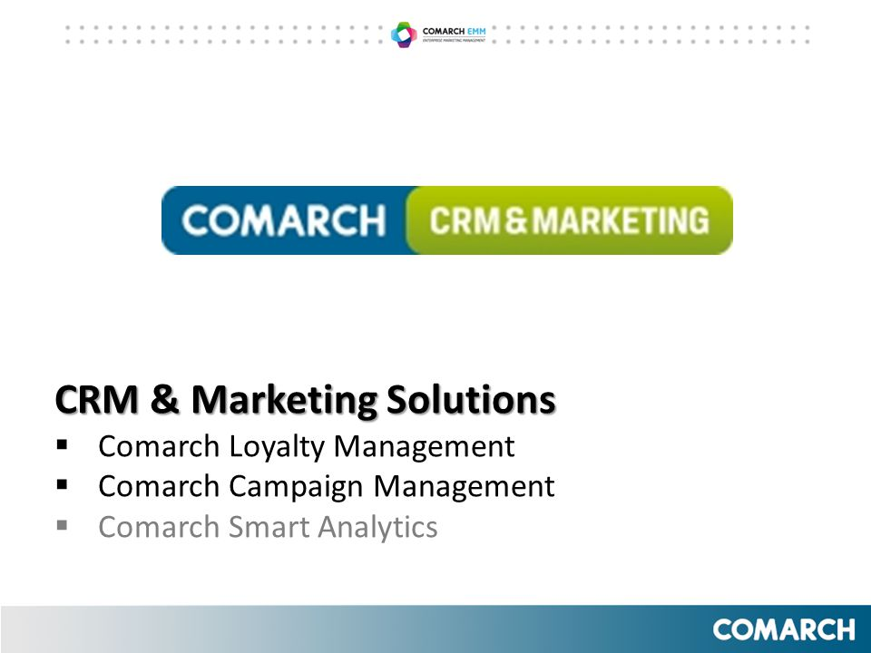CRM & Marketing Solutions