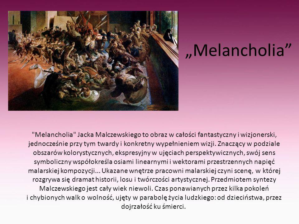 """Melancholia"