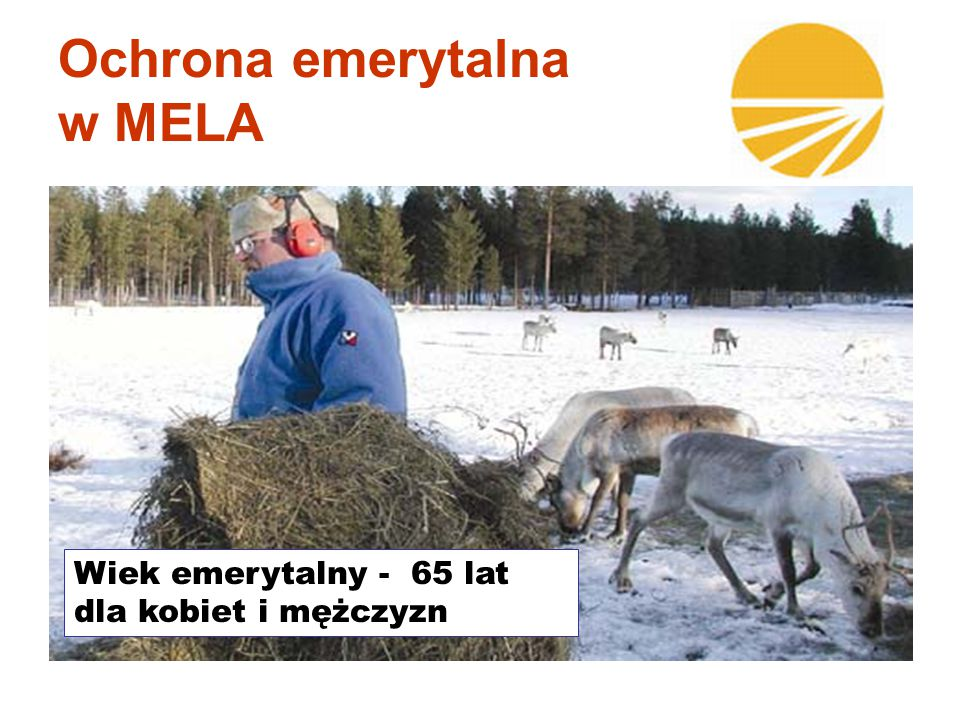 Ochrona emerytalna w MELA
