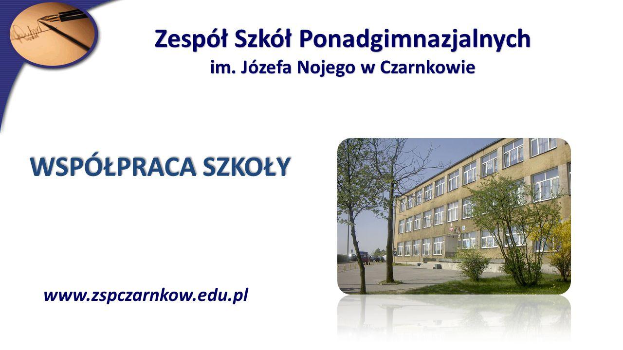 Zespół Szkół Ponadgimnazjalnych im. Józefa Nojego w Czarnkowie