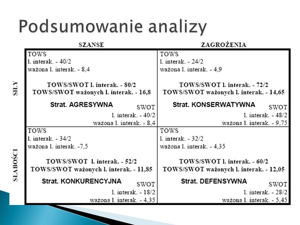 Podsumowanie analizy
